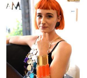 DISCO DISCO; Perspex Bracelet | Festival & Party Jewellery | Kokomo Design | Bristol