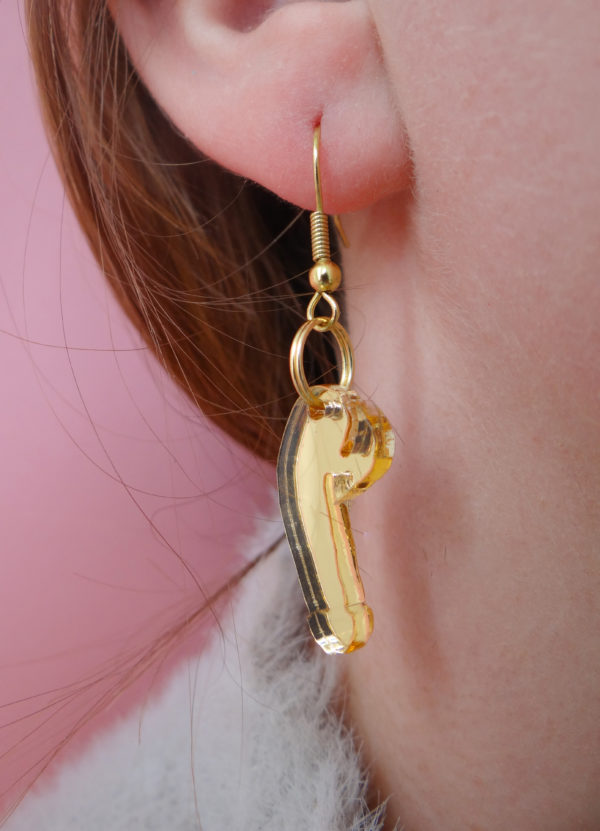 Bright Dick Earrings