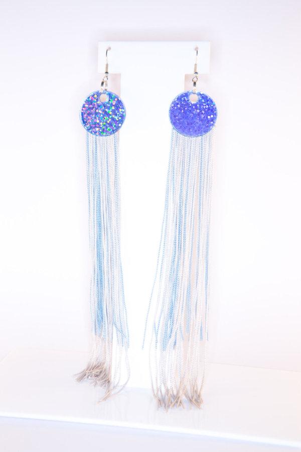 HOLLA AT ME tassel earrings | Festival & Party Jewellery | Kokomo Design | Bristol
