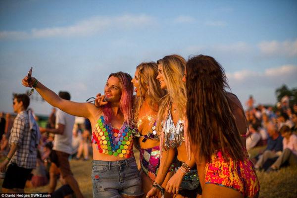 RAINBOW SHAKE; Gloss Perspex Top | Festival & Party Top | Kokomo Design | Bristol