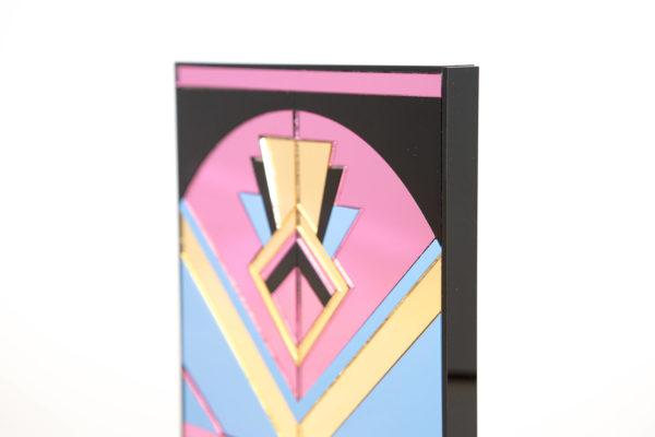 Art Deco 1 | Perspex Artwork | Home Decor | Kokomo Design