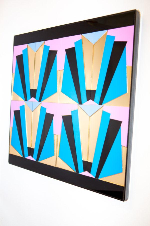 Art Deco 3 | Perspex Artwork | Home Decor | Kokomo Design