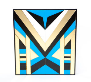 Art Deco 4 | Perspex Artwork | Home Decor | Kokomo Design