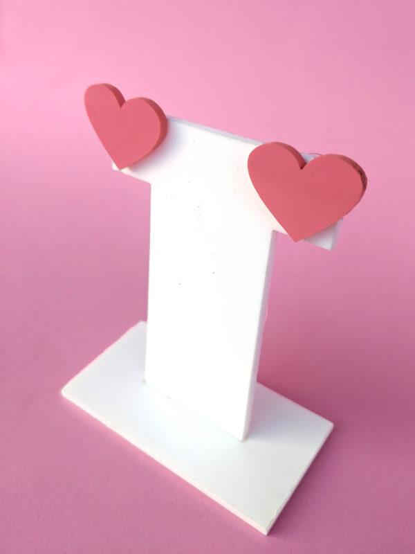 Bright Heart Earrings