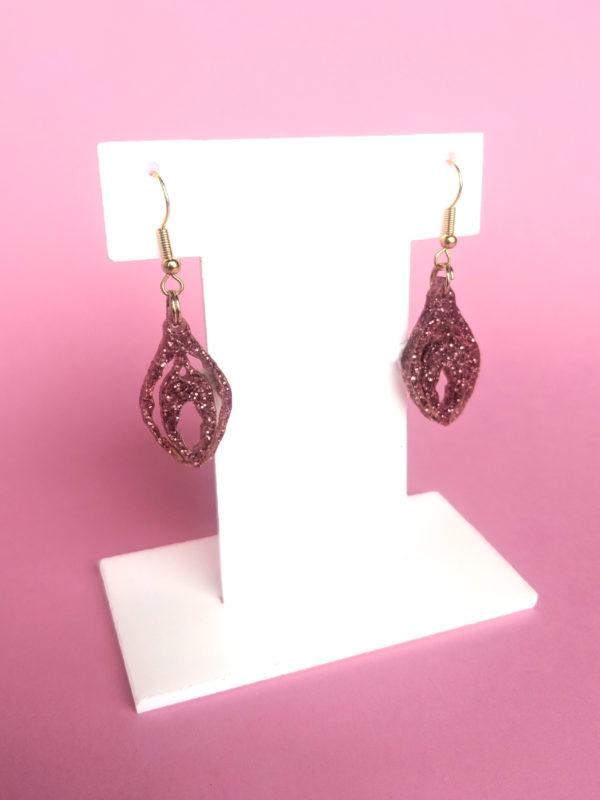 Clit Earrings